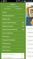 Screenshot of Publix