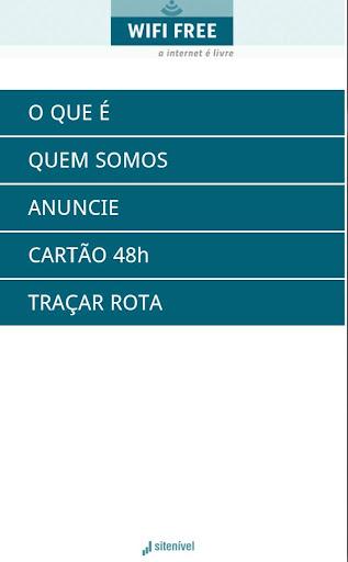 【免費通訊App】WIFI FREE em Campos do Jordão-APP點子