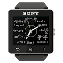 Math WatchFaces Free SW2 icon