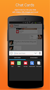 Mxit- screenshot thumbnail