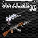 Gun Builder Pro 3D icon
