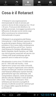 Rotaract Club Alessandria- screenshot thumbnail