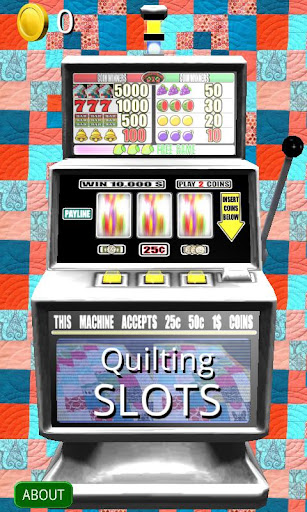 3D Quilting Slots - Free