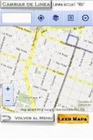 Screenshot of Colectivos Cordoba