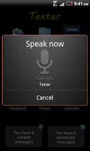 Texter - screenshot thumbnail