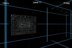 Screenshot of Maze: New World