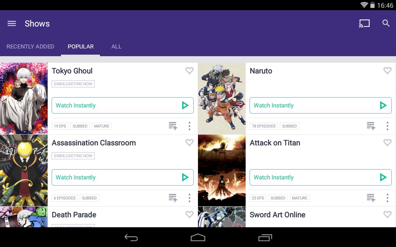 Animelab watch anime free revenue download estimates google play store argentina