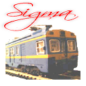 Sigma, Model RailRoad icon