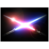 3D Lightsaber LWP Full