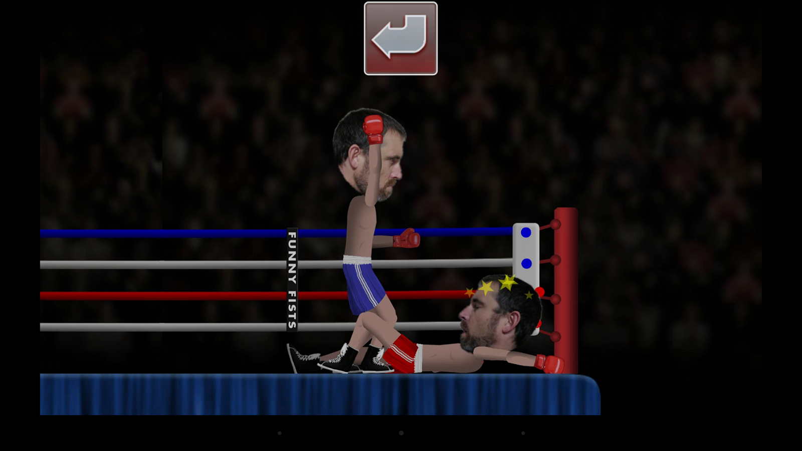Funny Fists- screenshot