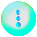 Pearlescent icon