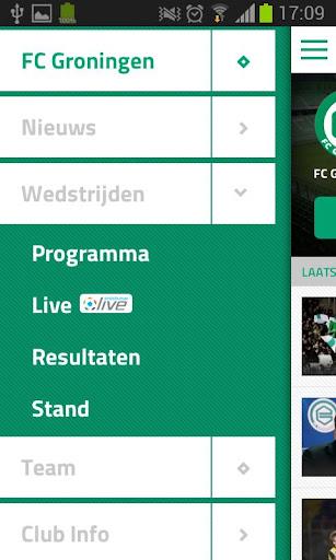 FC GRONINGEN LIVE