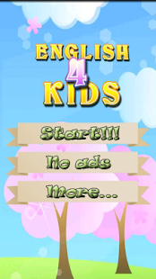 English for kids learning free- screenshot thumbnail