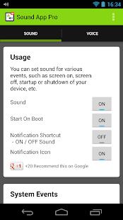 Sound App: Set Sound & Voice- screenshot thumbnail