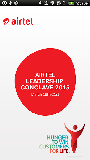 Airtel Leadership Conclave