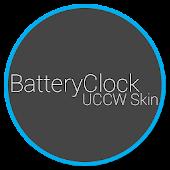 Battery Clock UCCW Skin