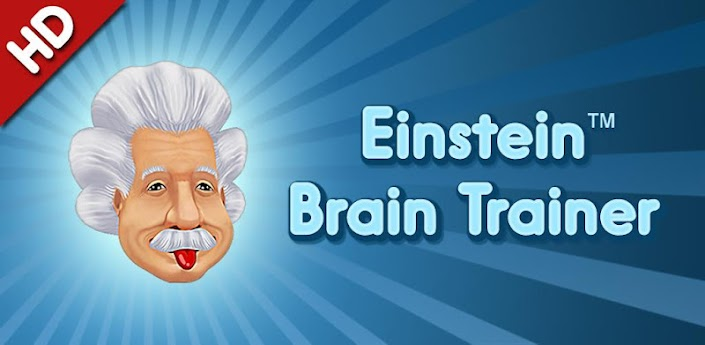 Einstein™ Brain Trainer HD v1.0.5 Apk