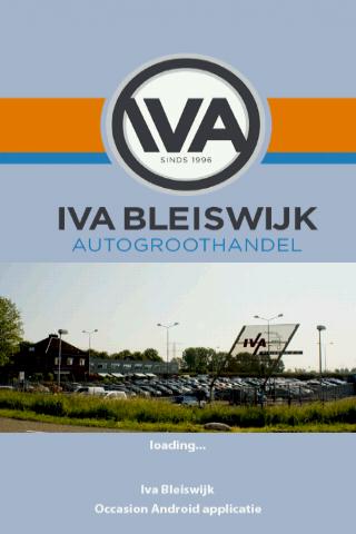 IVA Bleiswijk OccasionApp