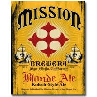 Logo of Mission Blonde Ale