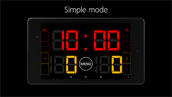 Scoreboard Simple- screenshot thumbnail