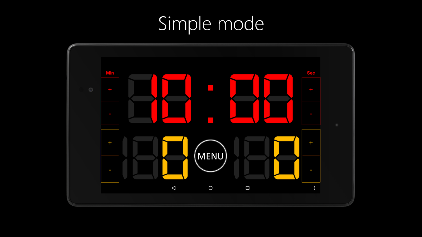 Scoreboard Simple- screenshot