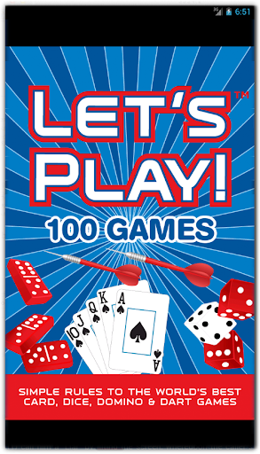 LET'S PLAY 100 GAMES