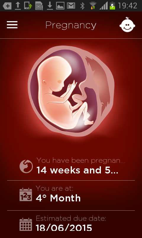 iMom • Pregnancy & Fertility- screenshot