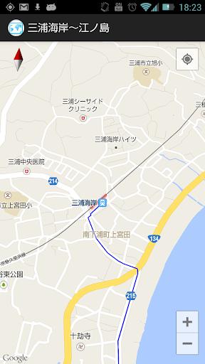 三浦海岸〜江ノ島