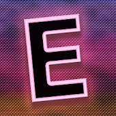 Swaying Pink E-Monogram