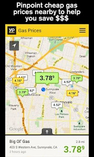 YP Local Search & Gas Prices - screenshot thumbnail