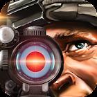 边境恐怖射击游戏3D icon
