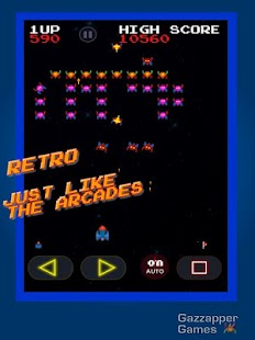Galaxy Storm: Galaxia Invader- screenshot thumbnail