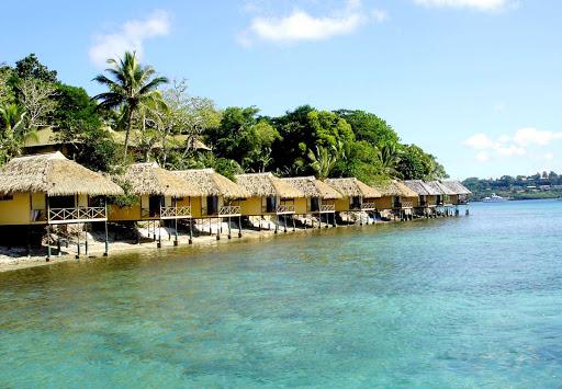 iririki-vanuatu - Iririki Island Resort in Vanuatu.
