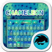 Chameleon Theme for Keyboard