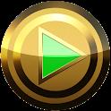 elegance poweramp skin green icon