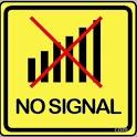 No Signal Alert icon
