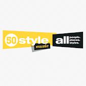 50 style music
