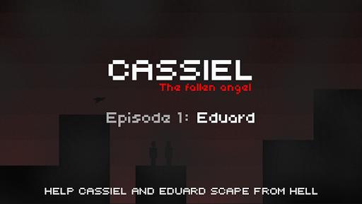 Cassiel - 第1集:愛德華·