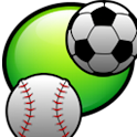 Ball shooting game icon
