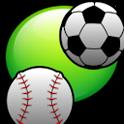 Palla ripresa del gioco icon