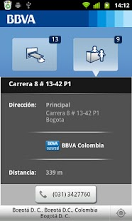 BBVA Cercano - screenshot thumbnail