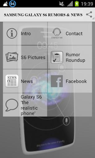 S6 Rumors News