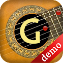 Guitar Note Trainer Demo icon