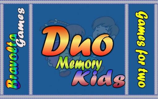 Duo Memory Kids