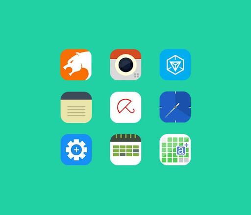 Aequum – Flat Icon Pack v1.0.0
