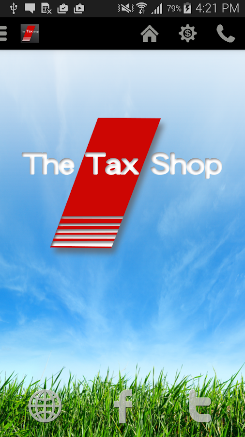 The Tax Shop- screenshot