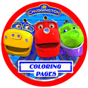 Chuggington Coloring Pages icon