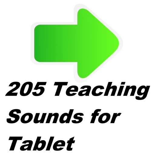 205 Sounds (Android tablet) 教育 App LOGO-硬是要APP