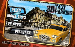 Screenshot of Duty Taxi Driver 3D Parking