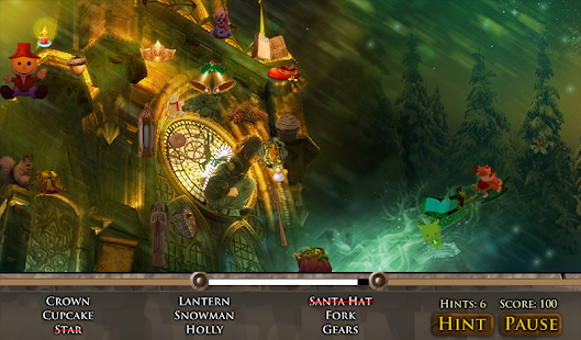 Hidden Object: Christmas Magic- screenshot thumbnail